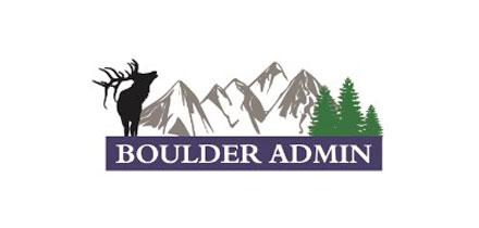Boulder Admin